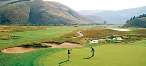 Golf vacation packages, Golf tours, or general golf travel information is a speciality of Dreamcatcher Travel in Denver Colorado